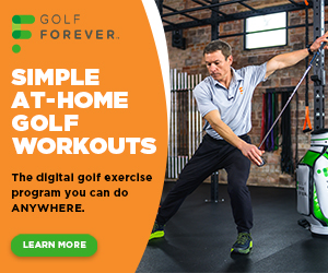 Simple At Home Golf Workouts