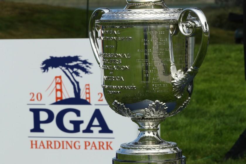 Wanamaker Trophy 2020 PGA Championship
