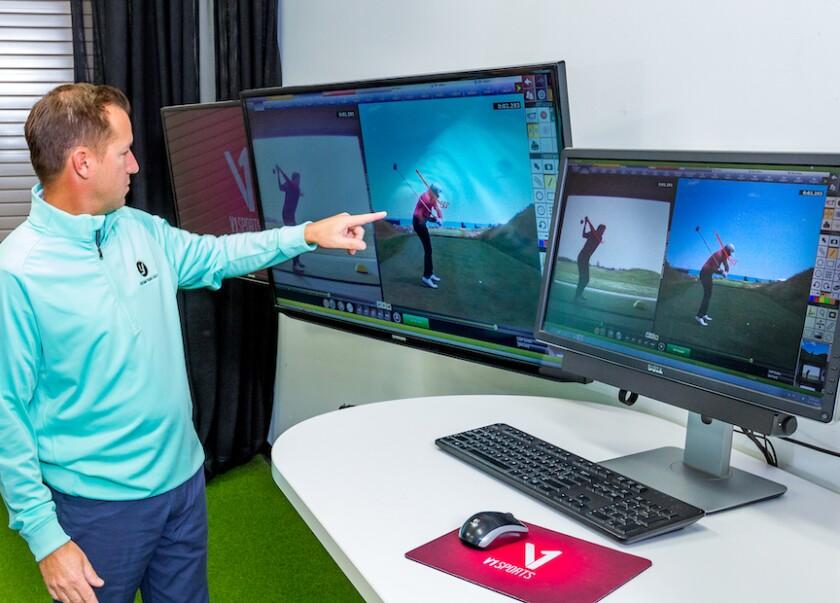 V1 Sports instructor