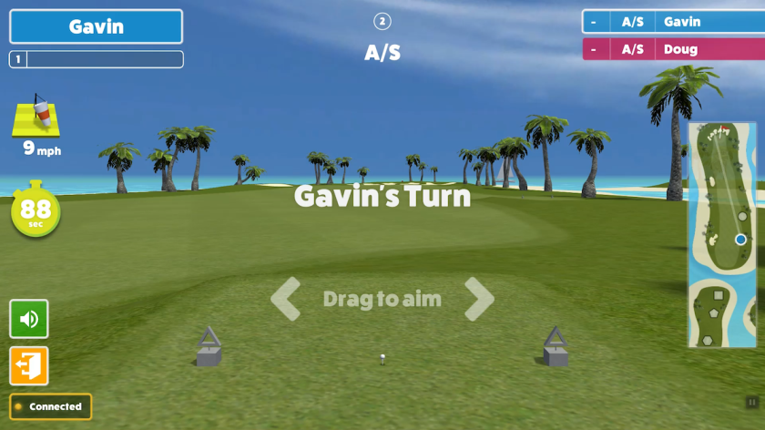 Awesome Golf App1