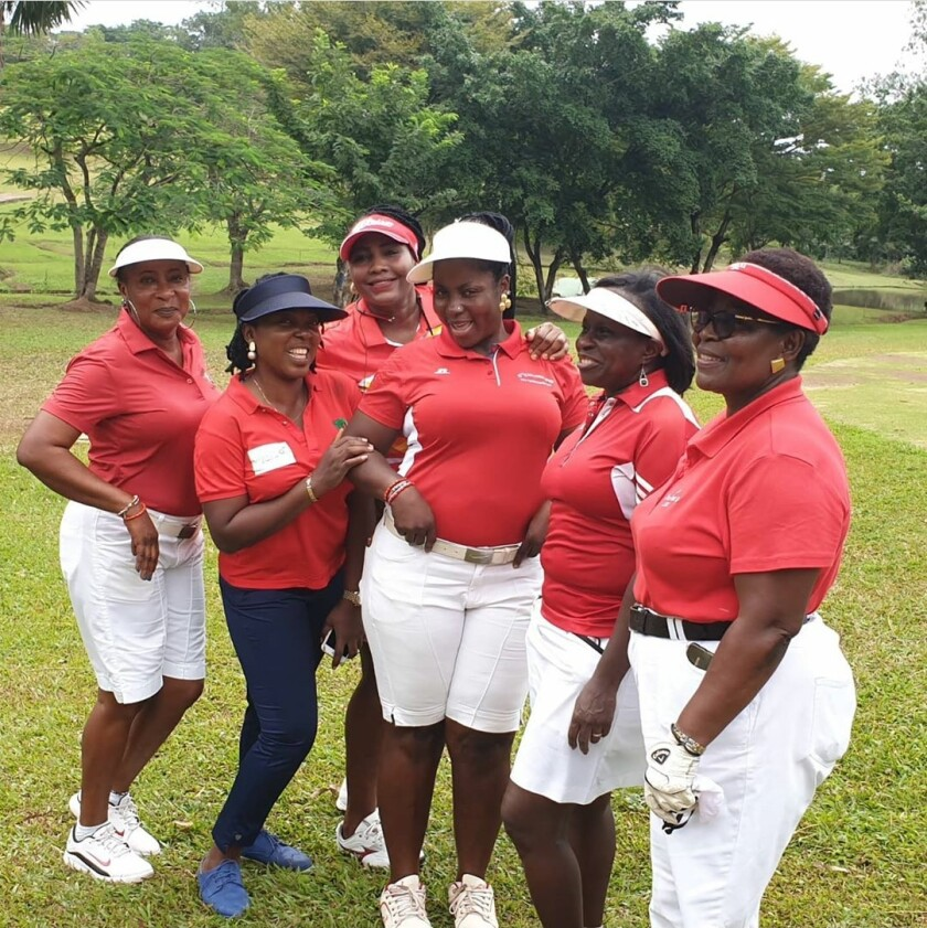 Ibadan Golf Club in Nigeria