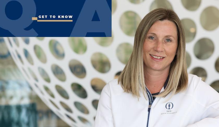 Get To Know: Fiona Hampton