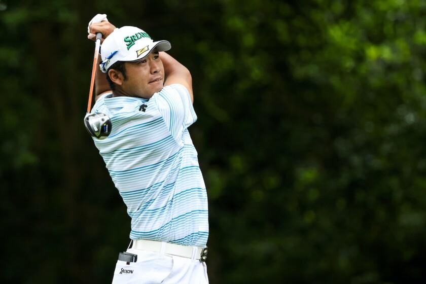Hideki Matsuyama leads third round of 2021 Masters