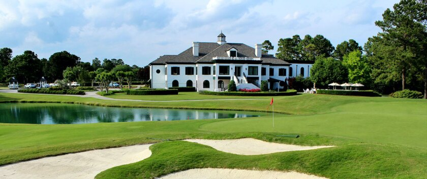 Porters Neck Country Club in Wilmington, N.C.