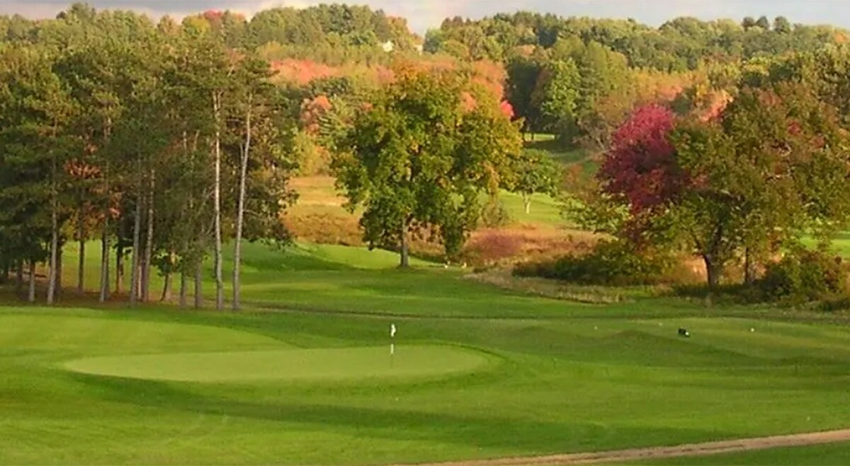 The Orchards Golf Club in South Hadley Mass