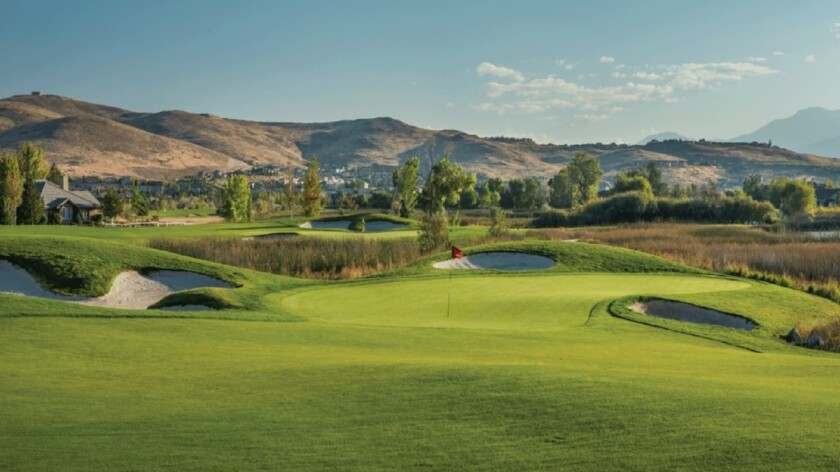 Red Hawk Golf and Resort in Sparks, Nev.