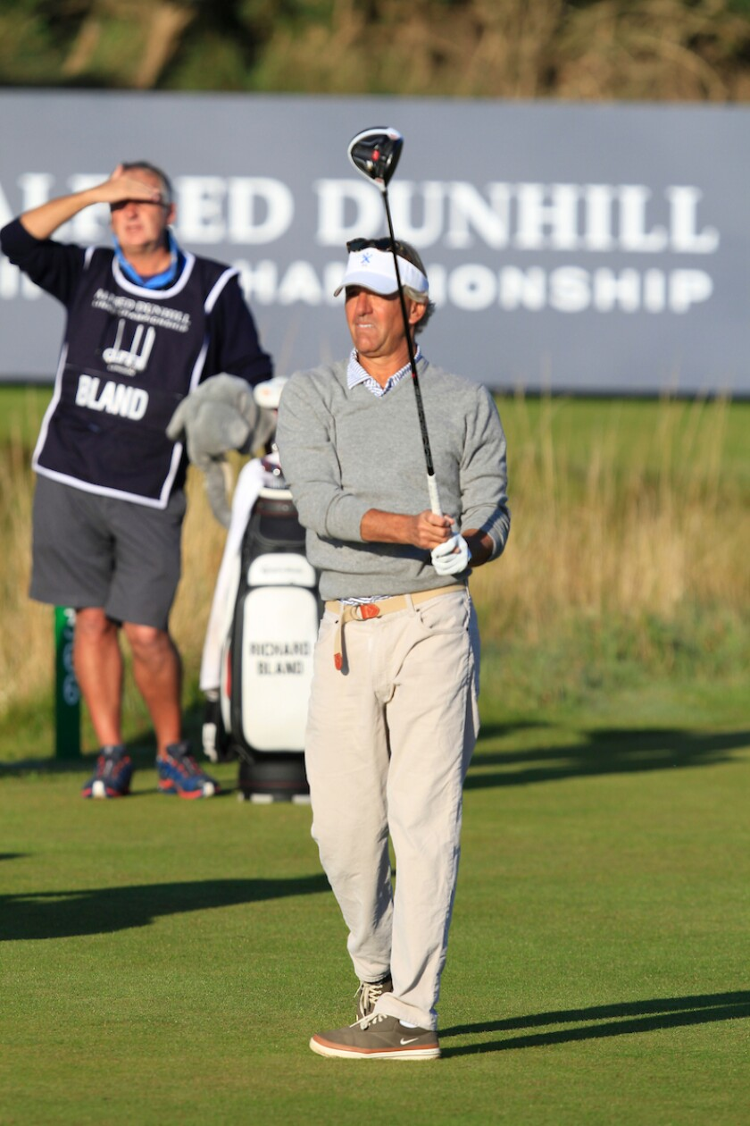 Seth Waugh, Alfred Dunhill Links Championship 2015