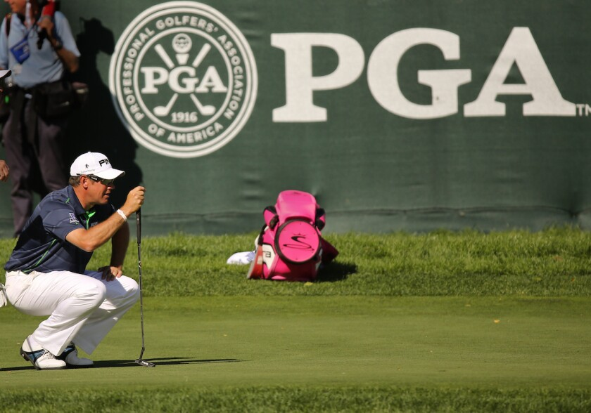 2013 The 95th PGA Championship : Third Round