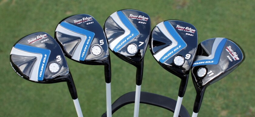 Tour Edge Hot Launch 521 E series 3,5,7,9,11 woods