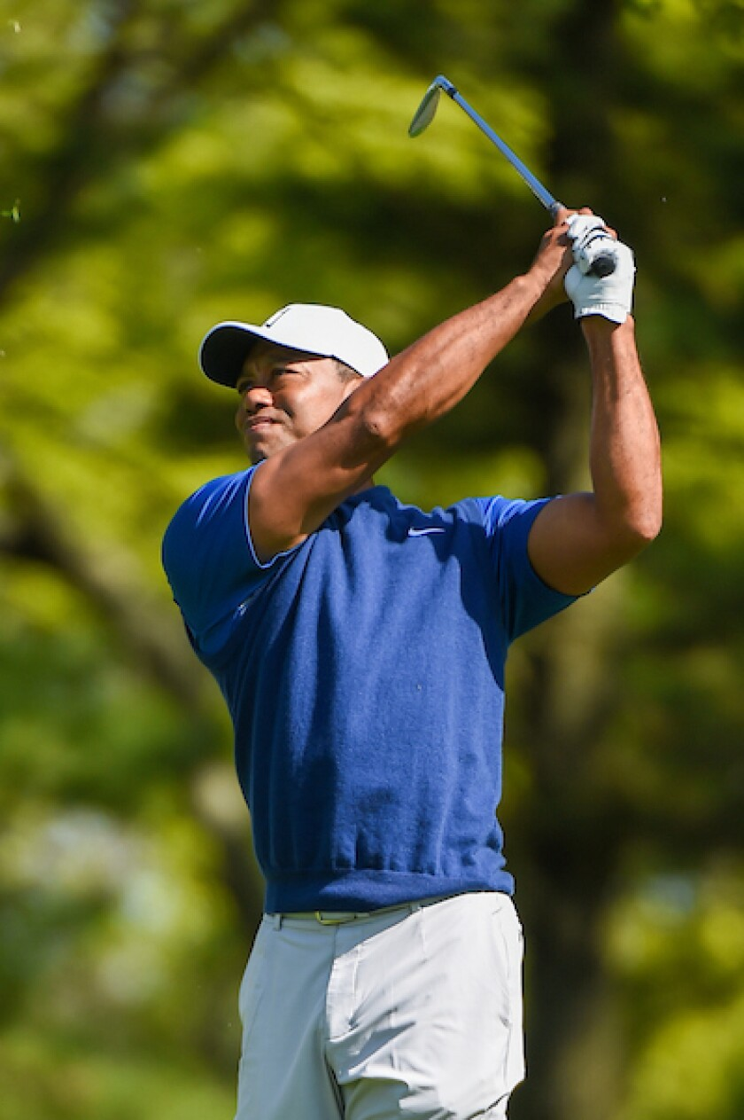 Tiger Woods, PGA