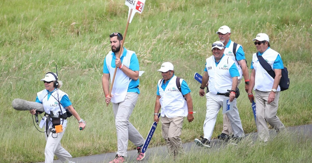 Why Pga Tour Volunteers Have The Best Jobs In Golf
