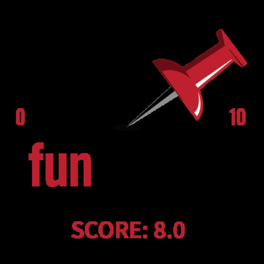 8.0 Fun Meter