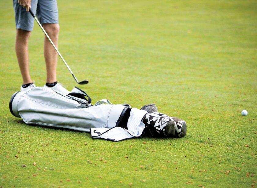 Jones Sports Co. — Lancer carry golf bag