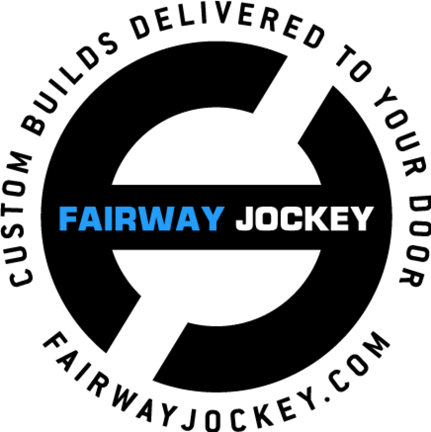 Fairway Jockey — Logo