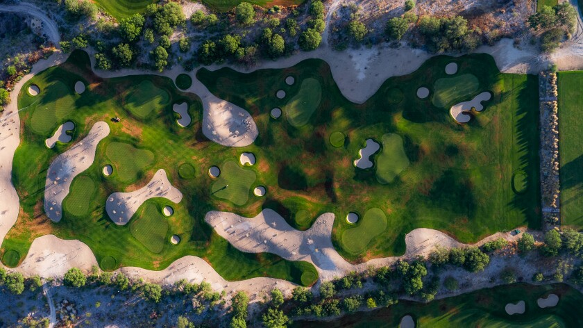 Puerta Cortes — Pitch and Putt