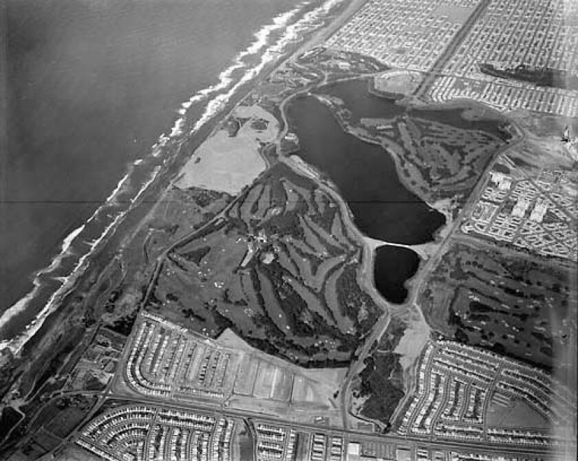 Harding Park Golf Club — 1955