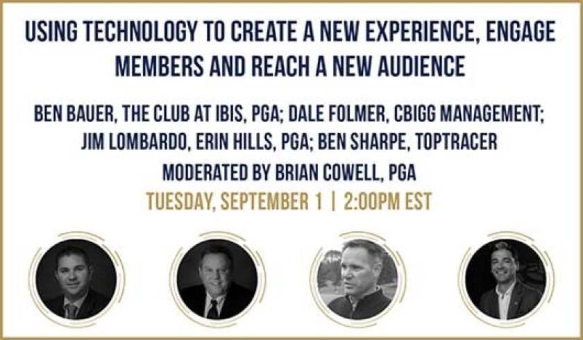 PGA Show Connects webinar promo