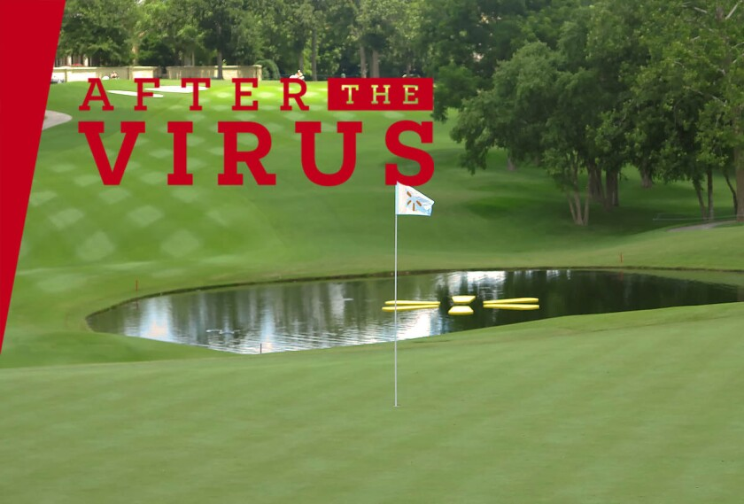 Golf after coronavirus