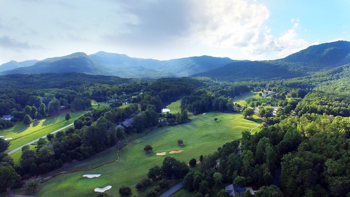Rumbling Bald Resort — Apple Valley Course