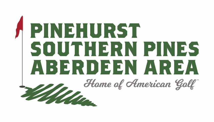 Pinehurst Southern Pines Aberdeen CVB logo