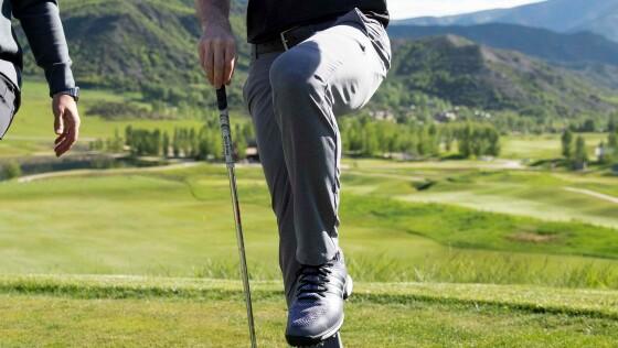 one-leg balance golf exercise golfforever