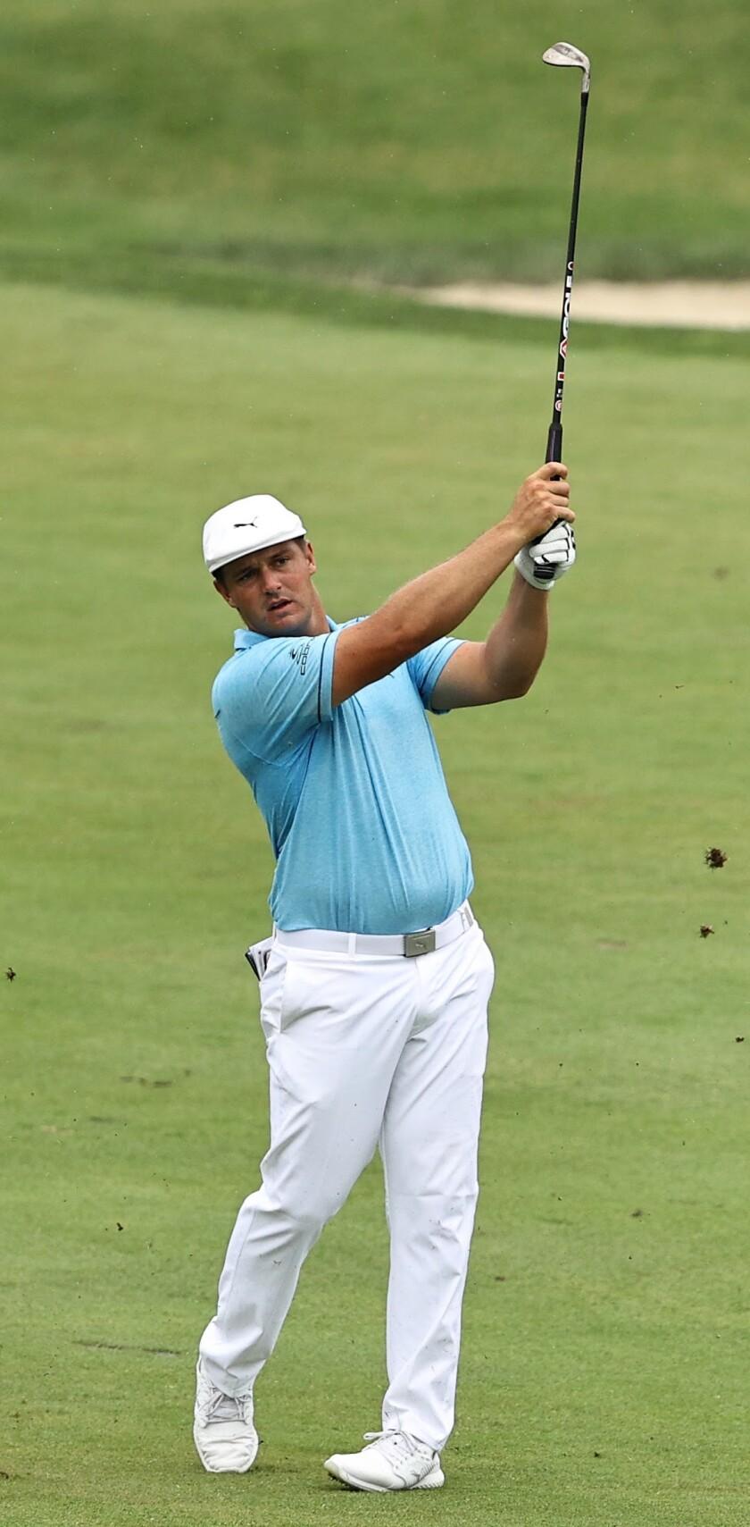 LA Golf Shafts — Bryson DeChambeau
