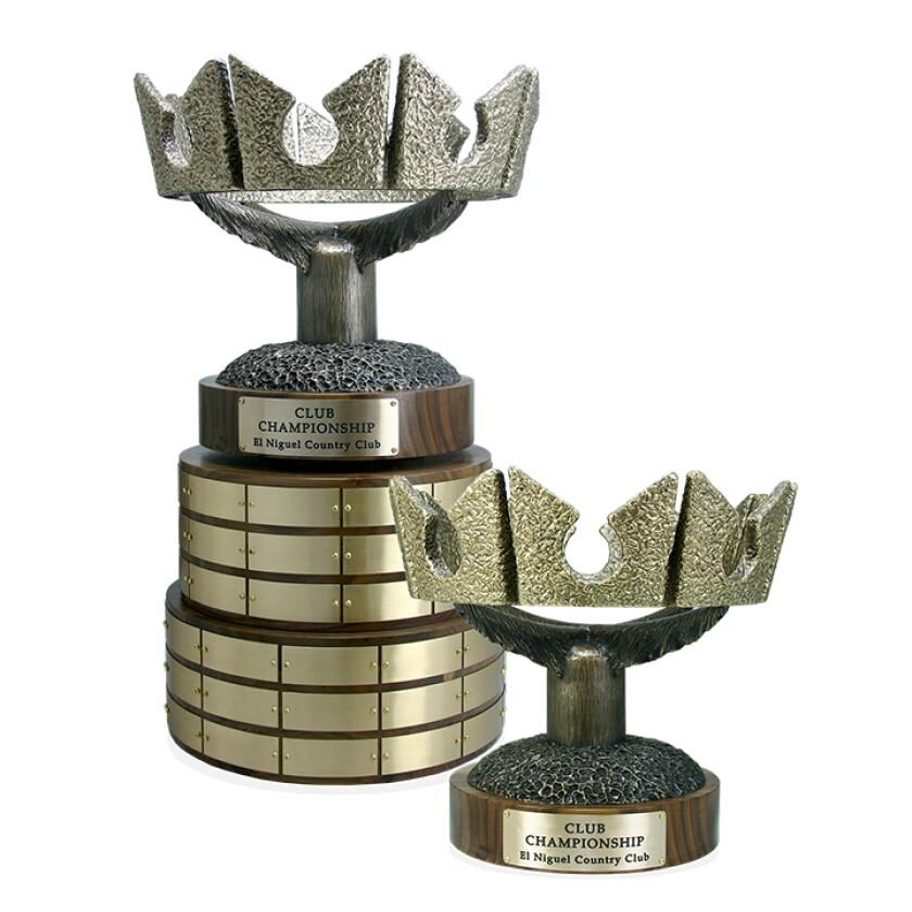 Malcolm DeMille — El Niguel Trophy