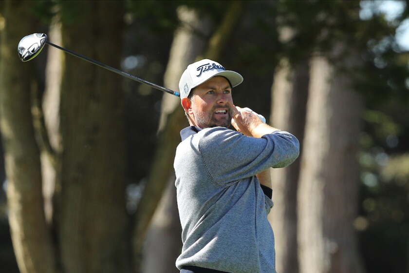 Webb Simpson in 2020 PGA Championship
