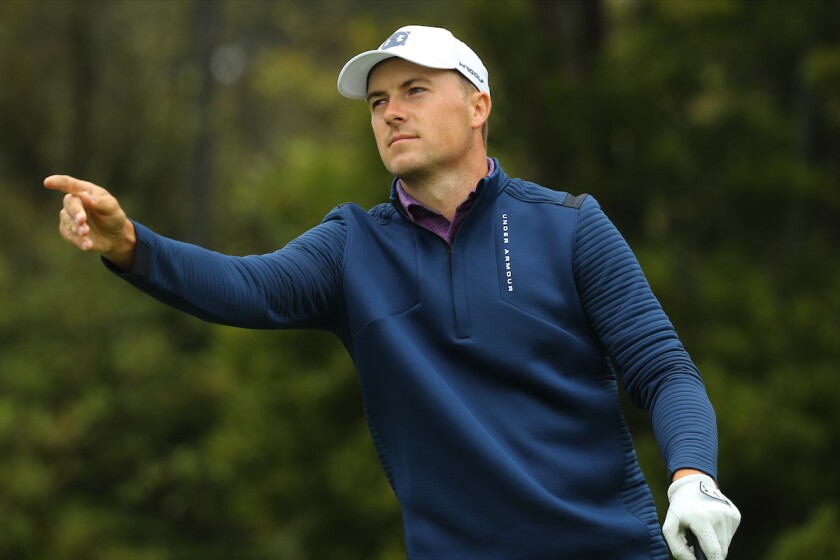 Jordan Spieth at 2020 PGA Championship