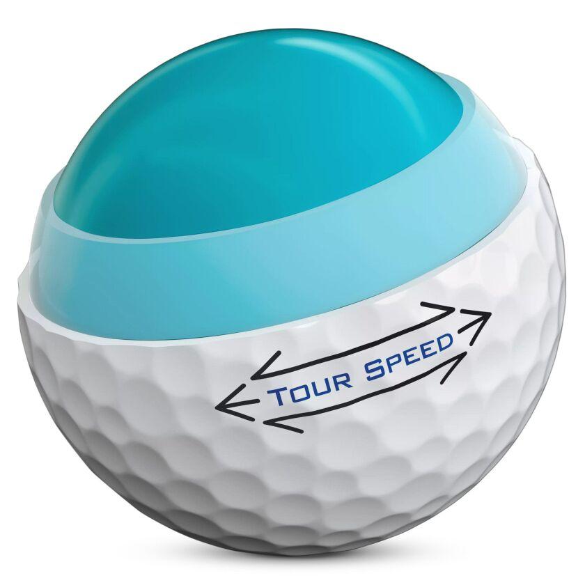 Titleist — Tour Speed Golf Ball Core