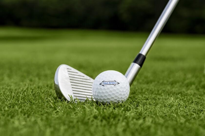 Titleist — Tour Speed Golf Ball — Landscape