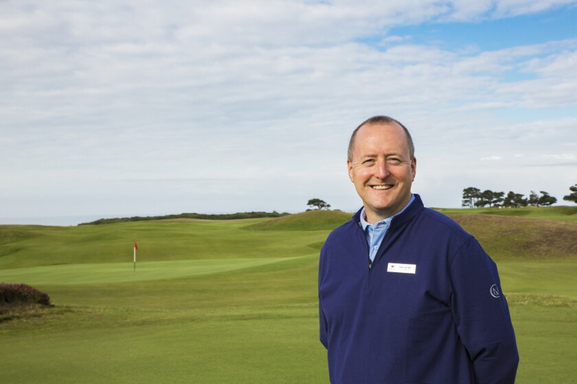 Don Crowe - Bandon Dunes Golf Resort