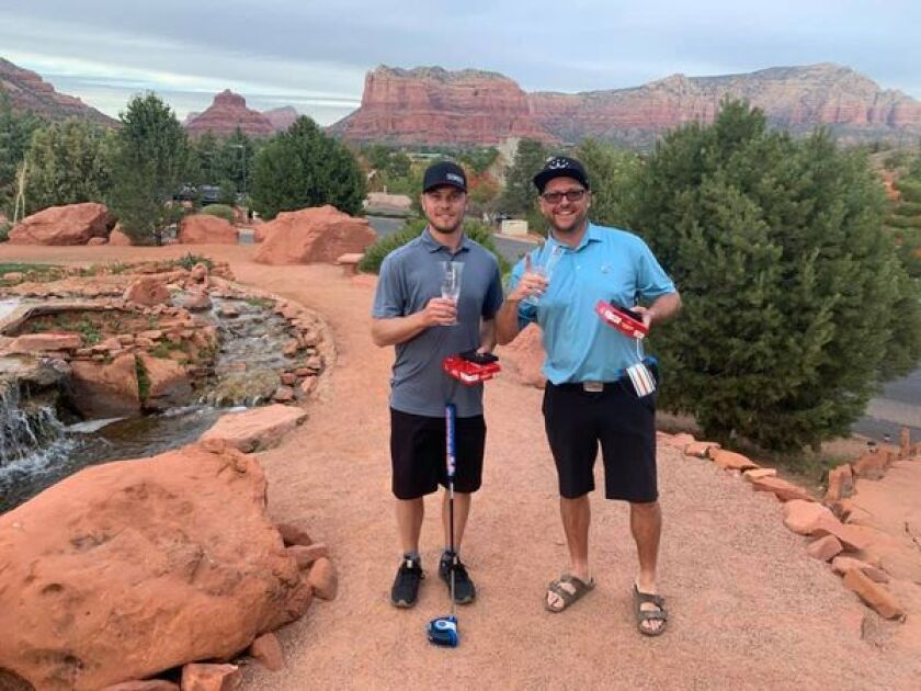 2020 Troon Challenge Gross Division winners