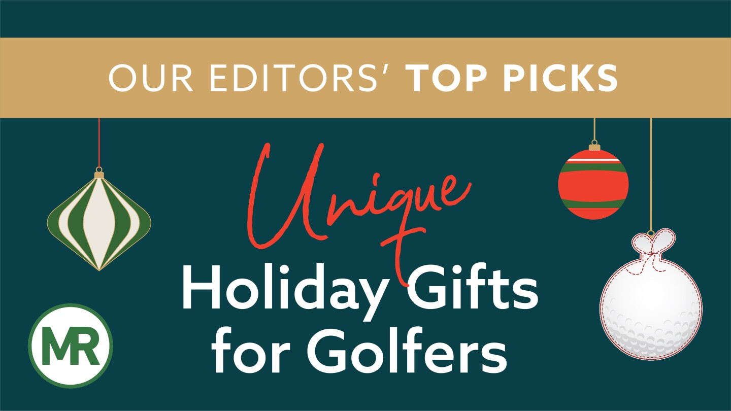 2020 Unique Holiday Gifts For Golfers — Promor