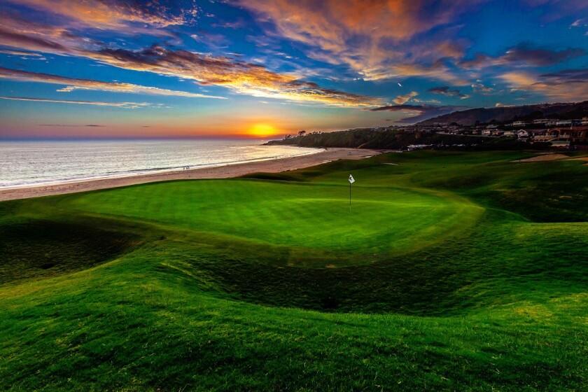 Monarch Beach Golf Links in Dana Point, Calif.