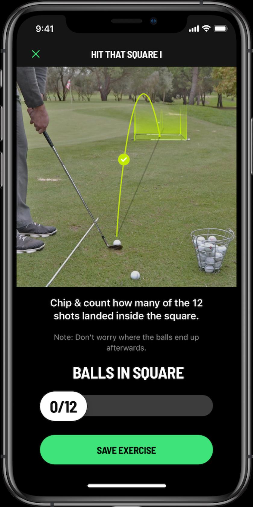 Core Golf — Drill Detail