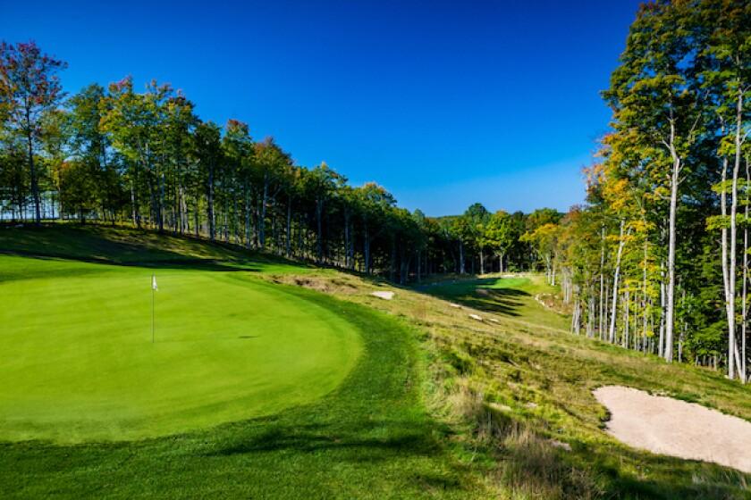 Sage Run Golf Club, Hole No. 5 | Par 3