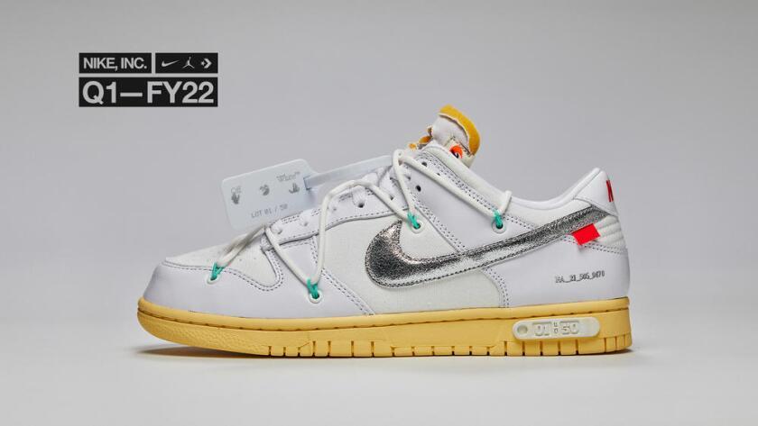 Nike FY 22 Q1 Earnings