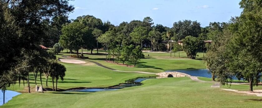 Mission Inn Resort & Club's El Campeon — Hole No. 7