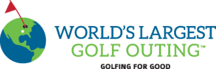 World's Largest Golf Outing logo WLGO