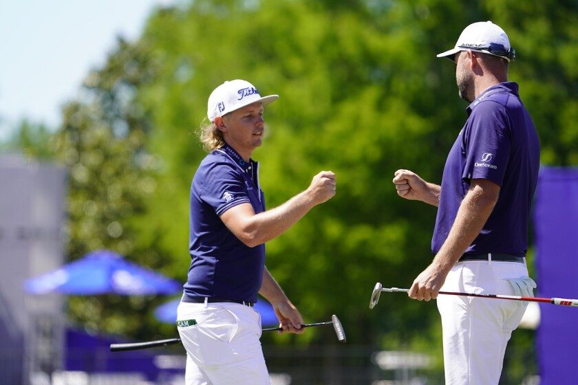 Cameron Smith and Marc Leishman win 2021 Zurich Classic of New Orleans
