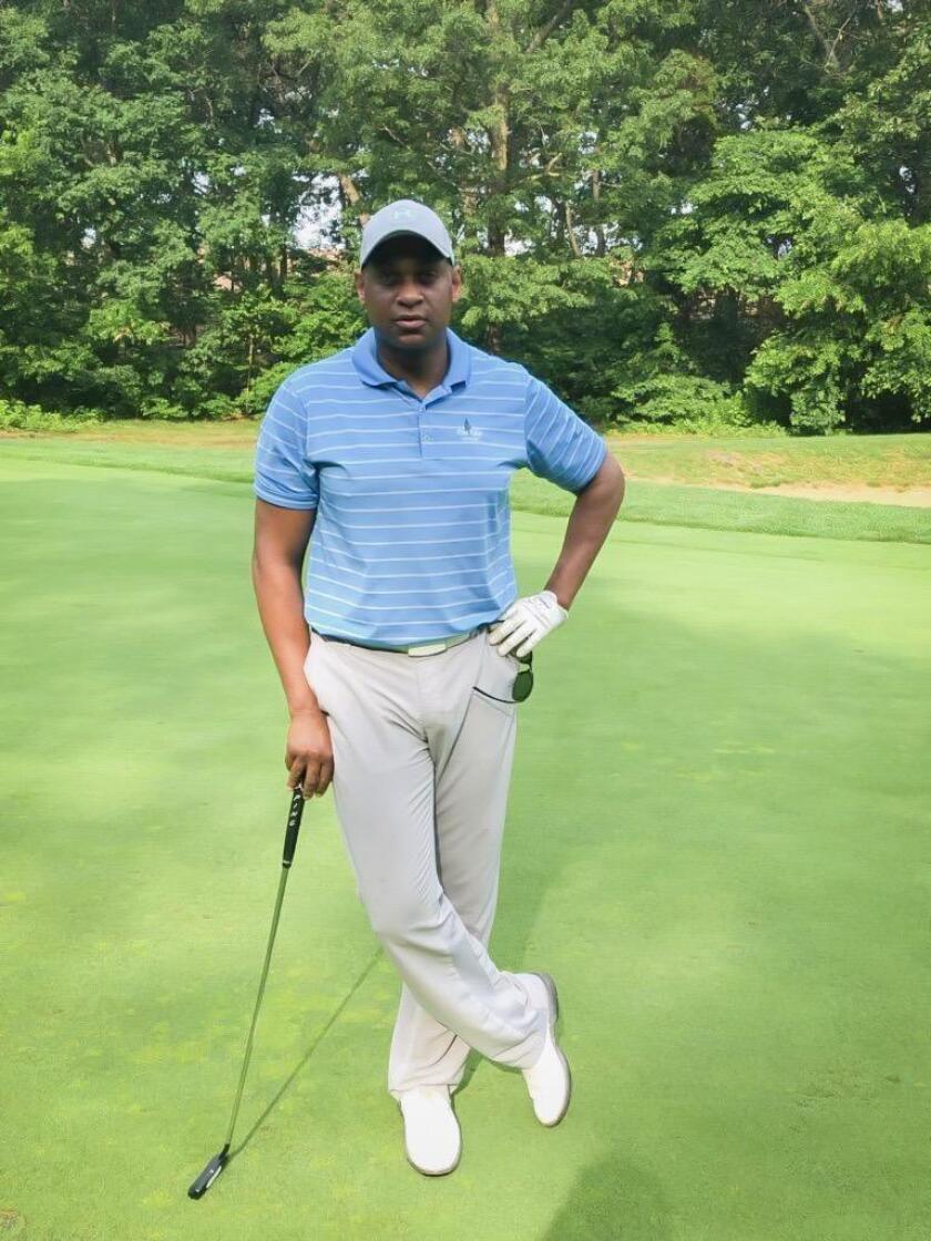 Rich Jones of Pine Ridge Golf Club in Coram, N.Y.