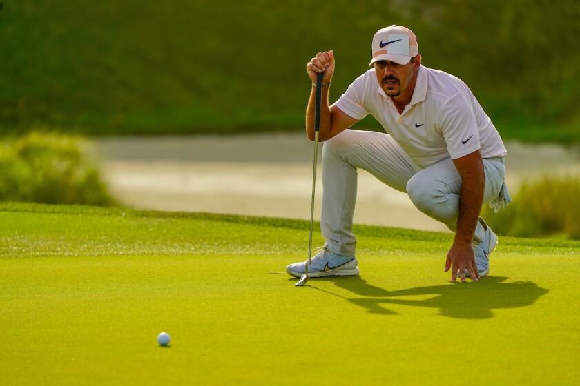 Brooks Koepka in third round of 2021 PGA Championship