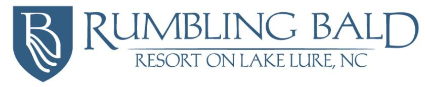 Rumbling Bald Resort logo