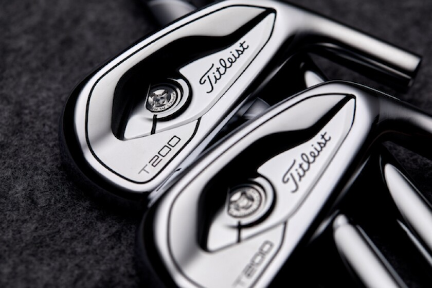 Titleist T200 irons