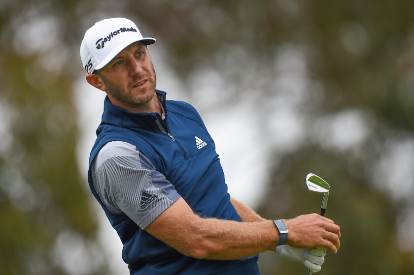 Dustin Johnson 2020 PGA Championship