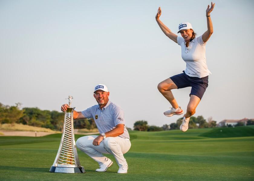 Lee Westwood wins 2020 European Tour Race to Dubai at the DP World Tour Championship