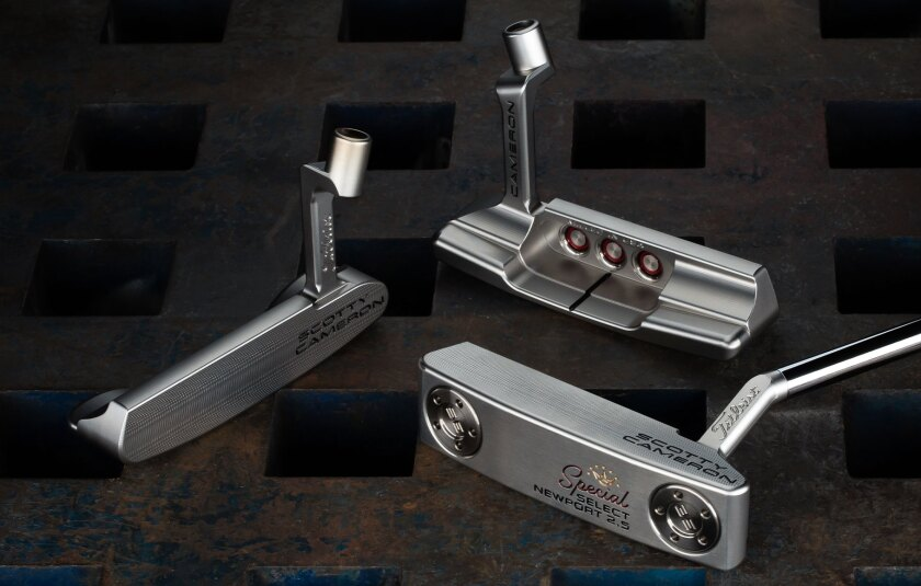Scotty Cameron — 2020 Putters