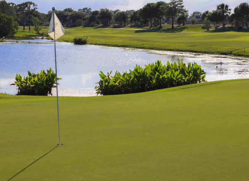 St. Lucie Trail Golf Club, Hole No. 5 | Par 4