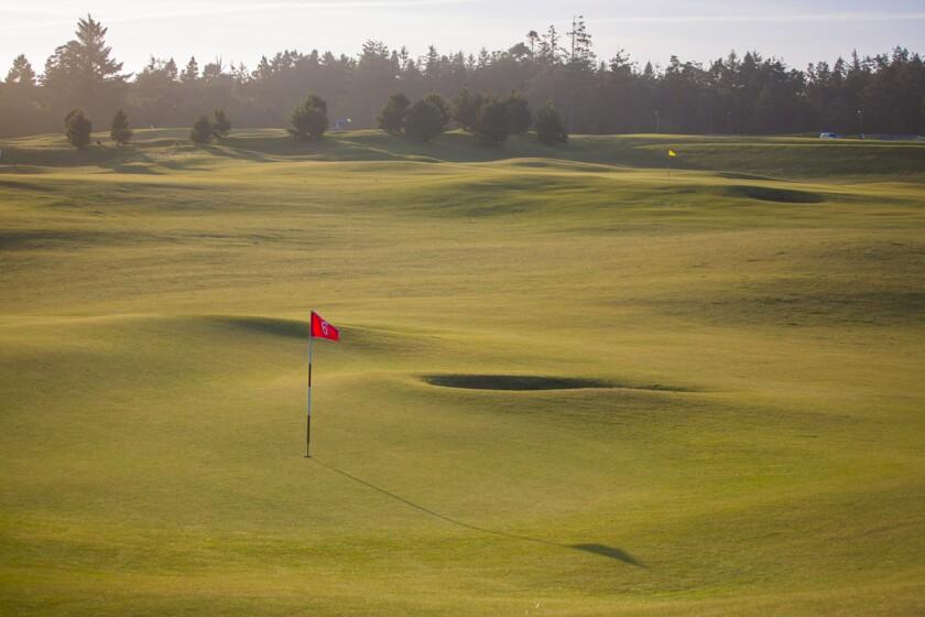 Bandon Dunes Golf Resort, Shorty's